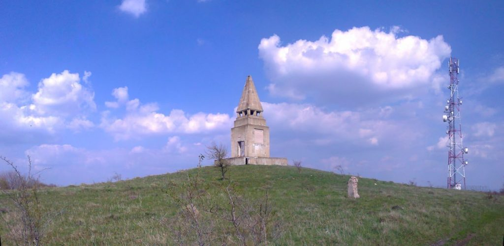 monumentul rascoalei de la Bobalna